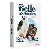 Coffret Belle et Sébastien + Belle et Sébastien, l'aventure...