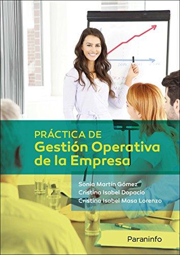 Práctica de Gestión Operativa de la Empresa (Economia (paraninfo))