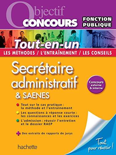 Objectif Concours - Secrétaire administratif & SAENES