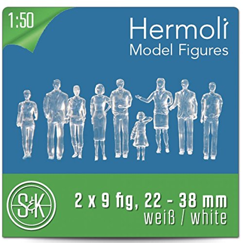 18-model-figures-clear-unpainted-scale-150-approx-0-scale