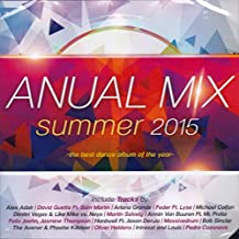 Anual Mix Summer 2015 - The Best Dance Album Of The Year [CD] 2015