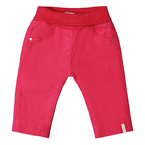 ESPRIT Baby - Mädchen Jeans RK22001, Einfarbig, Gr. 86, Rosa (RASPBERRY 393)
