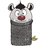 Nici 40534.0 - Wild Friends Handyhülle Opossum Plüsch 9.5 x 18.5 cm