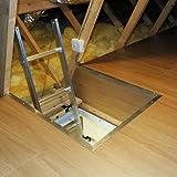 Youngman, Scala in alluminio per loft - 313340, 2,3-3 metri