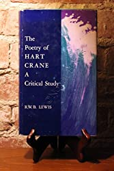 the poetry of hart crane a critical study