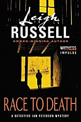 Race to Death: A Detective Ian Peterson Mystery (Detective Ian Peterson Mysteries) by Leigh Russell (2015-03-10)