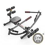 sportequipment Gym Rudergerät Rower Glider Workout Fitness Spielen
