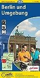 ADFC-Regionalkarte Berlin und Umgebung mit Tagestouren-Vorschlägen, 1:75.000, reiß- und wetterfest, GPS-Tracks Download (ADFC-Regionalkarte 1:75000)