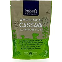 Isabels Naturally Free From | Wholemeal Cassava Flour | 2 x 350g