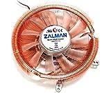 Zalman VGA Cooler VF900-Cu LED - Computer Kühlkomponenten (Kupfer, 96 x 96 x 30 mm)
