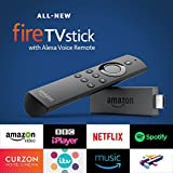 All-New Fire TV Stick with Alexa Voice Remote | Streaming Media Player only £39.99 on Amazon