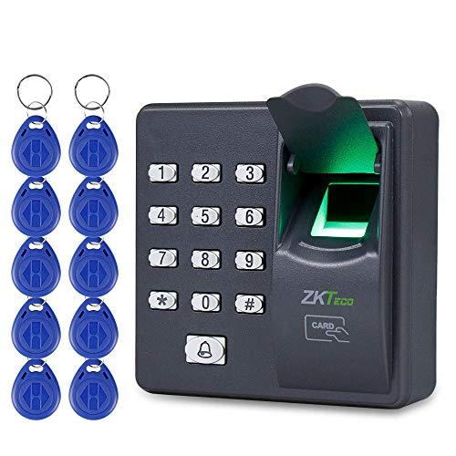 Lector RFID Finger scanner código eléctrico digital