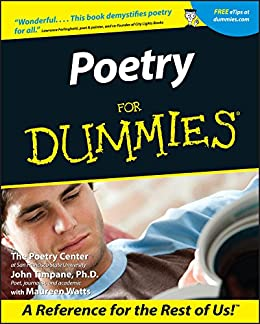 Poetry For Dummies by [Timpane, John]