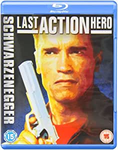 Last Action Hero (Blu-ray) (1993)