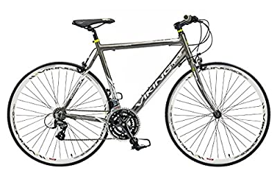 2015 Viking Trieste Gents Road Racing Flat Bar Bike 24 Speed