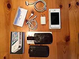 iPhone 4 32GB - Smartphone - 3G - weiss