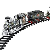 Best Various Electric Train Sets - Rcool Funny Remote Control Conveyance Car Electric Steam Review