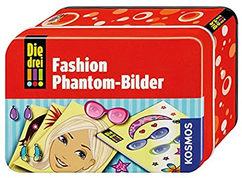 Kosmos 631864 - Die drei !!! Fashion-Phantombilder