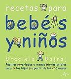 Recetas para bebés y niños