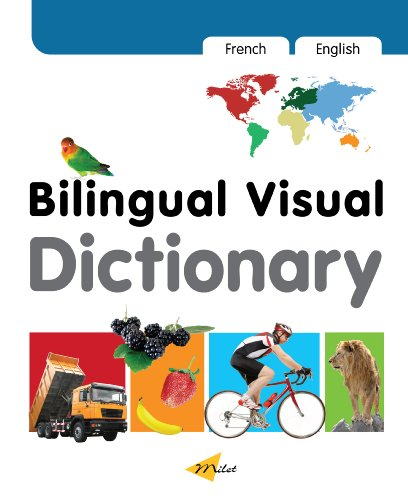 Bilingual Visual Dictionary with Interactive CD: English-French (Milet Bilingual Visual Dictionary) par Milet