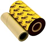 WASP BARCODE TECHNOLOGIES 633808431204 WPR 4.33 X 820 WAX-RESIN RIBN FOR WASP WPL 305 AND 606 PRINTERS Amazon Rs. 4804.00