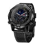 Die besten LEMFO Smart Watch - LEMFO LEM6 - 3G Smartwatch Telefon Bewertungen