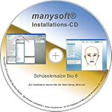 Produkt-Bild: Schüsslersalze Repertorium Software Praxisprogramm Bio8 (Heilpraktiker u.a.)
