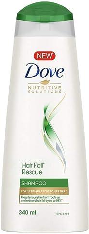 Dove Hair Fall Rescue Shampoo, 340ml