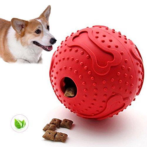 ThinkPet Juguete para Masticar Perros Juguete de Goma para Perros Dispensador de...