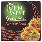 John West Specialities Dressed Crab 43g