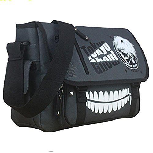 ay Cartoon Mode Beiläufige Beutel Rucksack Umhängetaschen Sport Freizeit Rucksäcke Taschen Daypacks (Tokyo Ghoul) ()