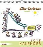 Kita Cartoons: Kalender 2018 -