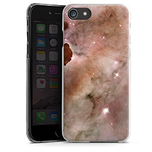 Apple iPhone X Silikon Hülle Case Schutzhülle Galaxy Space Die Staubsäule des Carina-Nebels Hard Case transparent