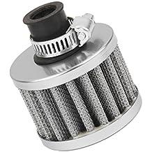 12mm Filtro Entrada de Aire Frío Cárter De Ventilación Turbo para Motor ...