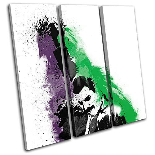 Bold Bloc Design   Freddie Mercury Queen Abstract