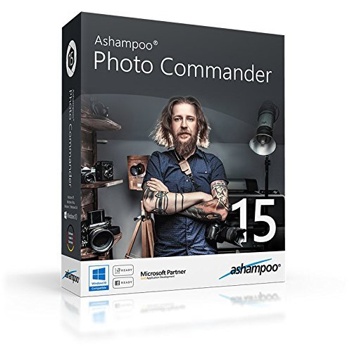 Microsoft-foto-bearbeitungs-software (Photo Commander 15 WIN Vollversion (Product Keycard ohne Datenträger))