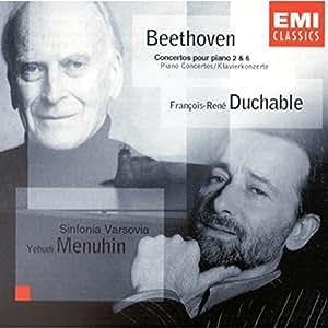 Piano Concertos Nos.2 & 6/Duchable/Menuhin