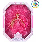 Smiles Creation™ Angel Doll With Long Hair And Long Dress Toys For Kids