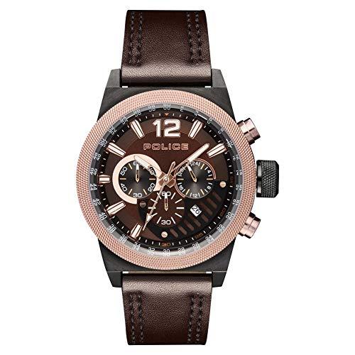 Reloj Police para Unisex Adultos PL15529JSBBN.12