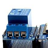 GFGHH Base Triple de Haute qualité pour WeMos D1 Mini ESP8266 Dua Shield Board