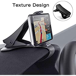 Modohe Car Mount, Universal Dashboard Car Phone Holder HUD Design Non-Slip Car Phone Mount Mobile Phone Holder Cradle for iPhone Xs Max/Xs/Xr/X/8/7/6s Plus, Galaxy S10 S9 Note Huawei P20 and Others