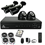 [ProHD 960P] CCTV System, KARE 4CH DVR Recorder - Best Reviews Guide