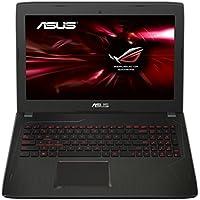 "ASUS ROG FX553VE-DM354T PC Portable Gamer 15,6"" Full HD Noir (Intel Core i7, 8 Go de RAM, Disque Dur 1 to + SSD 128 Go, Nvidia GeForce GTX 1050 Ti 4G, Windows 10)"