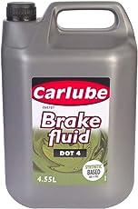 Carlube Bremsflüssigkeit DOT 4 4,55 Liter
