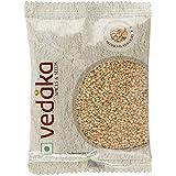 Amazon Brand - Vedaka Natural White Sesame Seeds (Til), 50g
