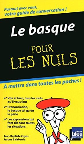 Le Basque - Guide de conversation Pour les Nuls