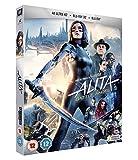 Alita: Battle Angel [ 3D, 4K UHD and Blu-Ray ] [2019] only £24.99 on Amazon