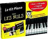 le kit piano pour les nuls 1 livre 1cd audio 1 logiciel d apprentissage by blake neely november 19 2012