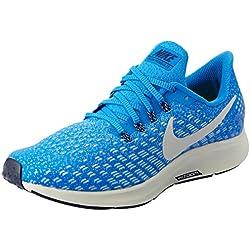 Nike Air Zoom Pegasus 35, Zapatillas de Running para Hombre, Azul, 44.5 EU