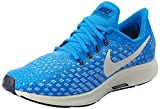 Nike Air Zoom Pegasus 35, Zapatillas de Running para Hombre, Multicolor (Cobalt Blaze/Light Bone/Sail/Blue Void 402), 40.5 EU
